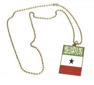 SOMALILAND FLAGGA - HALSBAND