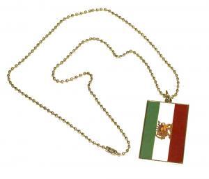 IRAN FLAGGA - HALSBAND