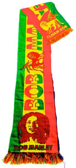 Bob Marley Rasta halsduk
