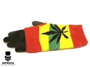 Fingerlösa vantar - Weed