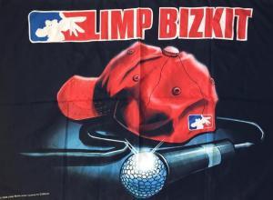 LIMP BIZKIT-FLAGGA
