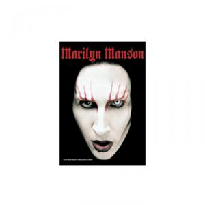 Poster - Marilyn Manson - Head Shot