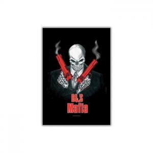 Black Label Society - Hit Man POSTER