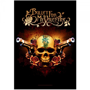 Bullet for my Valentine - 2 Pistols POSTER