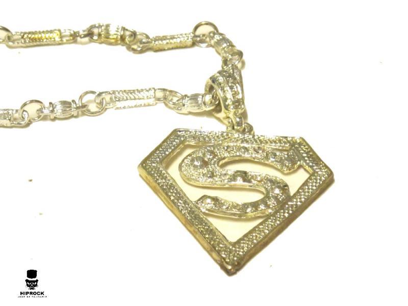 Halsband - Superman Iced