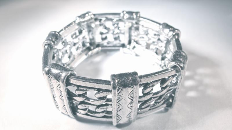 Xana Stålarmband