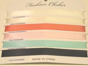Choker Halsband  - flertal färger