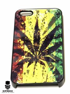 Mobilskal - Rasta Weed