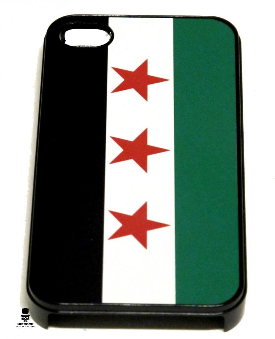 Mobilskal - Syriens Flagga (Gamla) e58194b83dd81