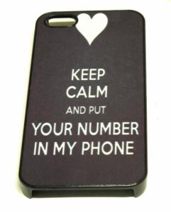 Mobilskal - Keep Calm and put your number in my phone