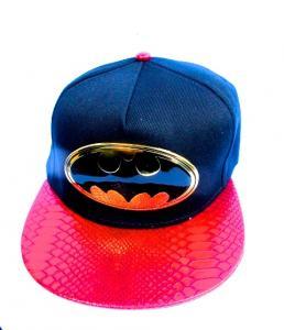 Batman snapcap Red
