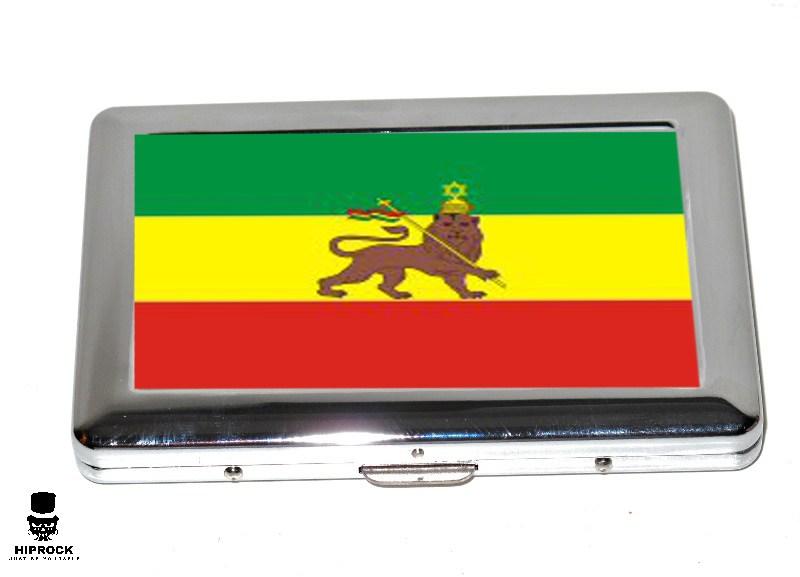 Korthållare -  Ethiopian flagga Rastafari