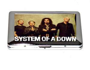Korthållare - SYSTEM OF A DOWN