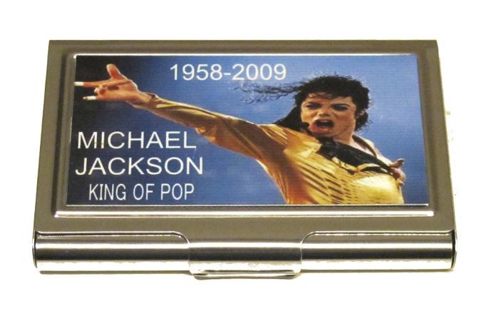 Michael Jackson-KORTHÅLLARE