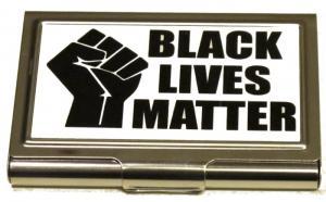 BLACK LIVES MATTER - KORTHÅLLARE