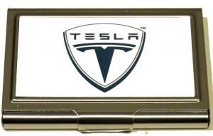 Tesla - Korthållare