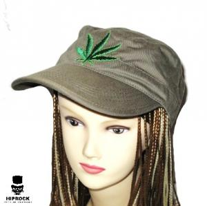 Cap - Rebel Weed