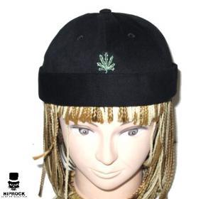 Rund Keps - Weed