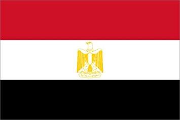 FLAGGA - Egypten