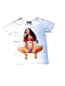 Nicki Minaj - T-SHIRT unisex