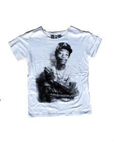 Wiz Khalifa - T-SHIRT UNISEX