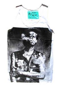 Wiz Khalifa - Linne unisex