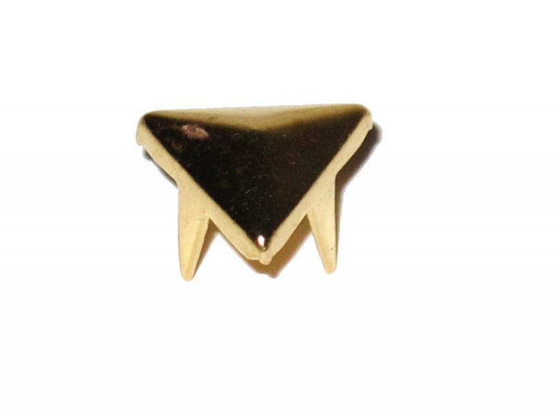 Lösa Nitar - Guld Triangel