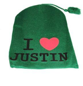 Mössa - Justin Bieber
