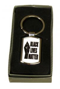 BLACK LIVES MATTER - NYCKELRING