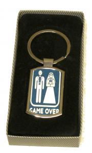 Game over - Nyckelring
