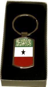 SOMALILAND FLAGGA - NYCKELRING