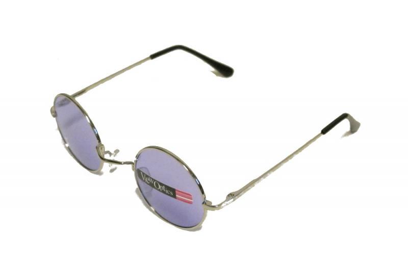 Ozzy solglasögon - Blåa Linser