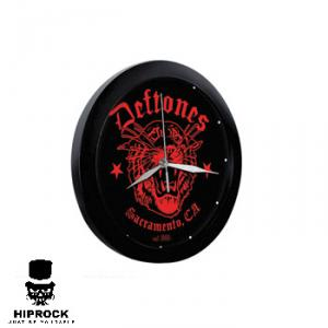 Väggklocka - Deftones