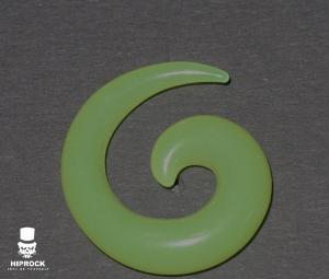 Töjning - Grön/Gul Spiral