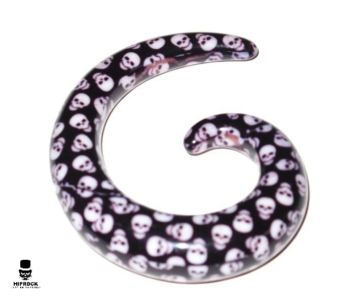 Töjning - Dödskalle Spiral