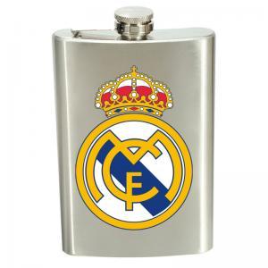 Real Madrid - Plunta rostfritt stål