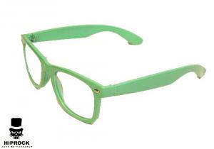 Wayfarer Clear - Grön