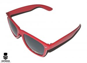 Wayfarer Solglasögon - Röd