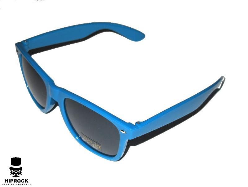 Wayfarer Solglasögon - Blå