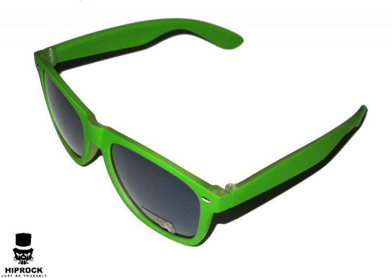 Wayfarer Solglasögon - Grön