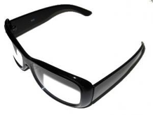 Solglasögon Clear - Svart