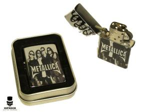 Bensintändare - Metallica