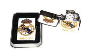 Bensintändare - Real Madrid