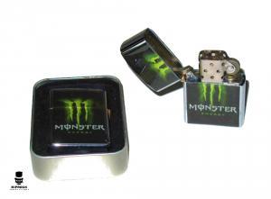 Bensintändare - Monster
