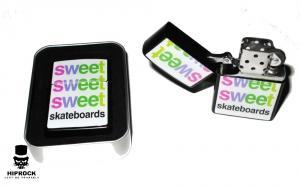 Bensintändare - Sweet Skateboard