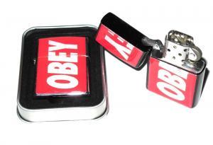 Bensintändare - OBEY