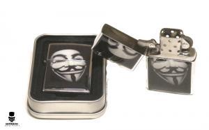 Bensintändare -  Anonymous