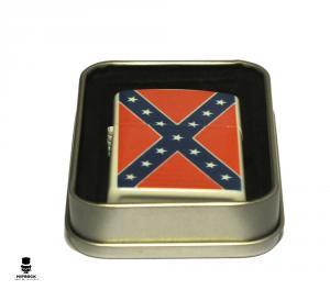Bensintändare - Sydstatflagga