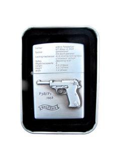 Pistol P38/P1 - Silverfärgad bensintändare