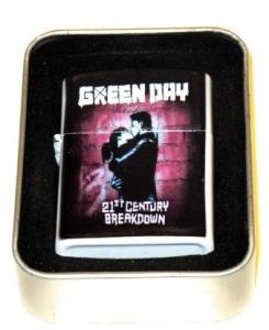 BENSINTÄNDARE - Green Day